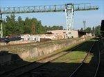 Аренда склада в Помосковьое открытая площадка жд ветка кран