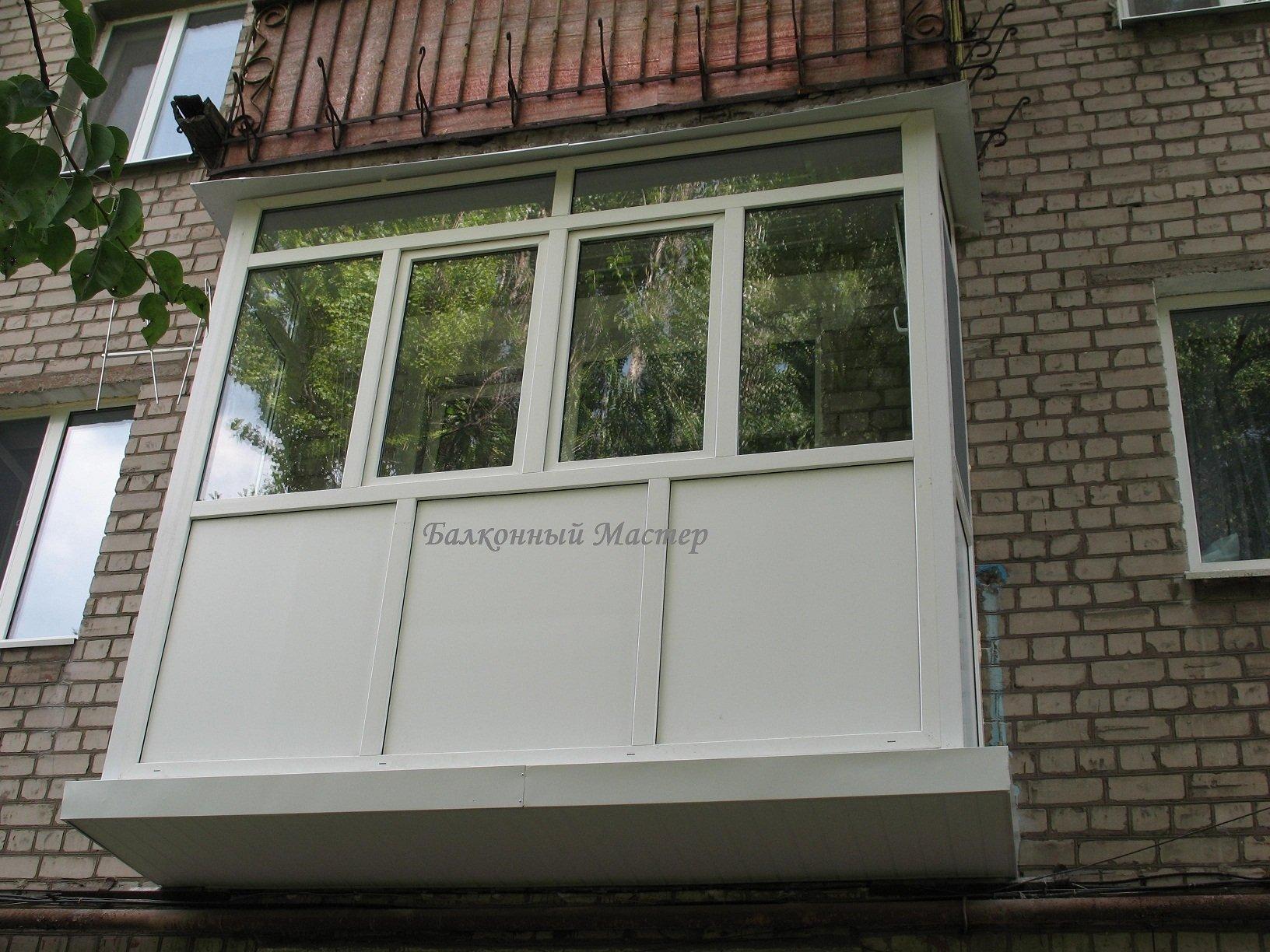 Застекление балконов цены екатеринбург рассрочка в хрущевке..