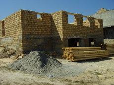 Продам незавершенное строительство Черноморское 9 сотых