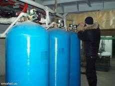 Промышленные фильтры, водоочистительное оборудование