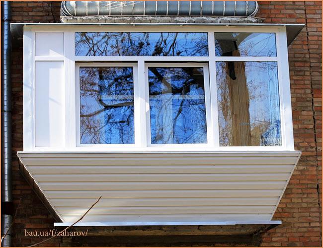 Цвет сайдинга на балкон фото. - дизайнерские решения - катал.