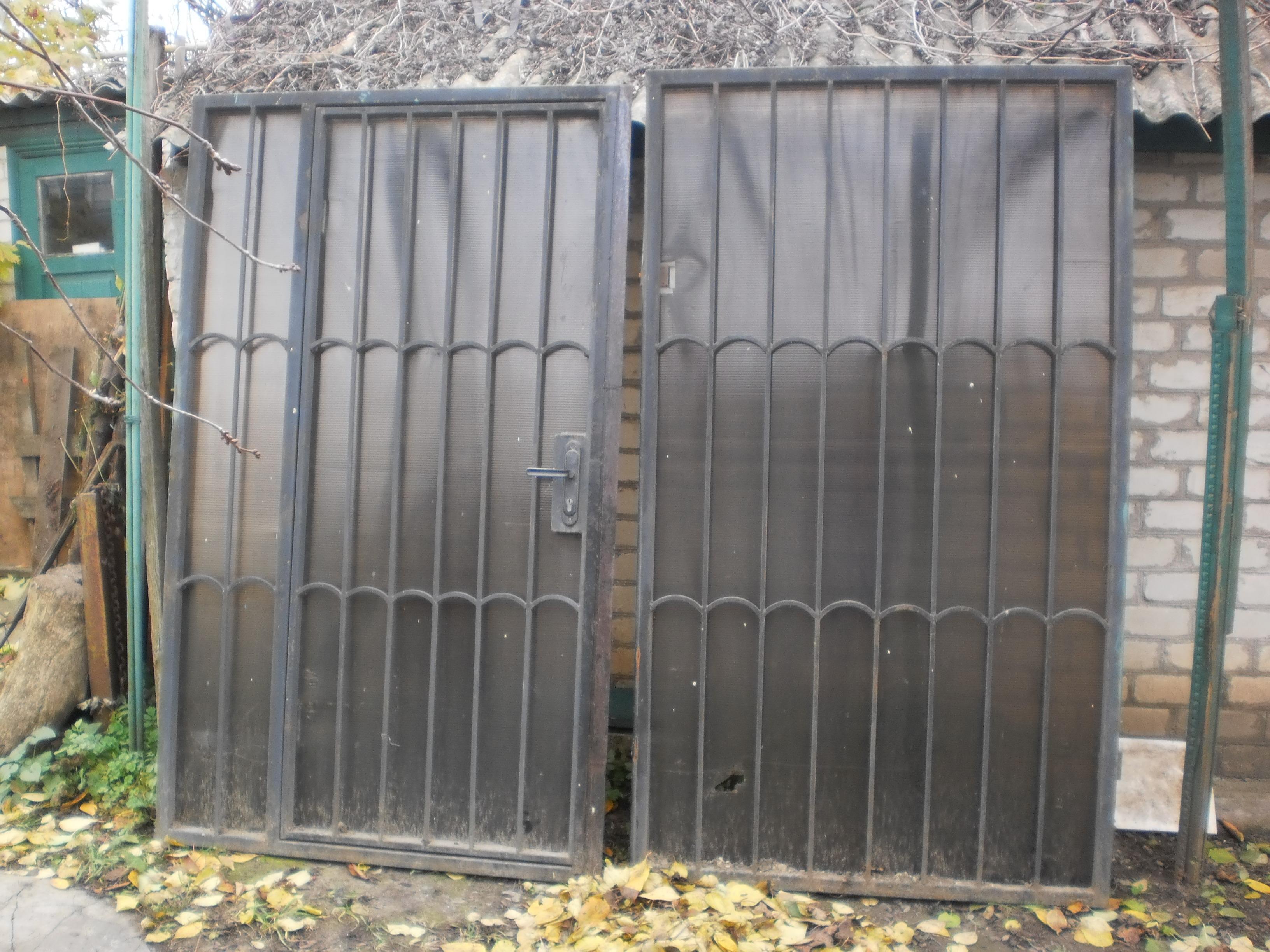 купить гаражные ворота одесса