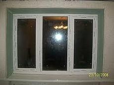 Окно REHAU от производителя трехстворчатое Нежын