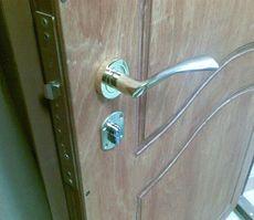 Дверь металлическая входная на заказ в Одессе.