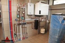 Монтаж систем отопления от профессионалов.