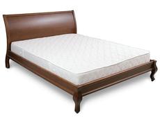 Кровать деревянная двуспальная Монблан