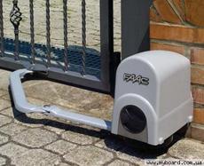 Автоматика для ворот FAAC (Италия) в Кривом Роге