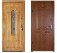Двери металлические Zimen серия Fort