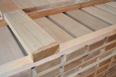 Погонажные профильные изделия из экологически чистой древеси
