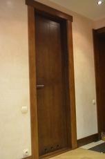 Брусок сращенный сосновый строганный для производства дверей