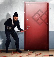 Двери металлические. Замена дверей.