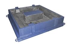 Форма для производства плиты опорной ОП-1Д