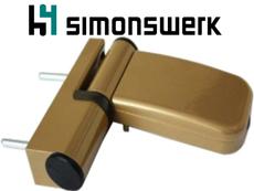 Петля дверная Simonswerk Siku 3035 бронза (Германия)