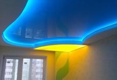 Натяжной потолок - цена ниже плинтуса :))