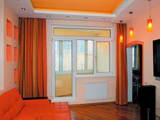 Балконные двери на заказ