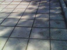 Укладка тротуарных плит