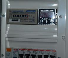 Услуги электрика в Донкцке