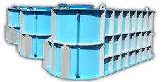 Резервуар для перевозки воды и удобрений КАС Глобино