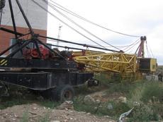 Кран башенный КБ 405
