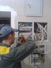 Электрик (электромонтажные работы) в Донецке.