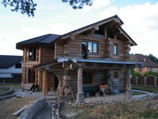 Энергоэффективное остекление деревянного дома от Дизайн Плас