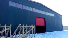 Купити гаражі, склади від виробника.