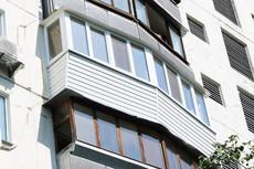Остекление балконов под ключ от производителя Дизайн Пласт®
