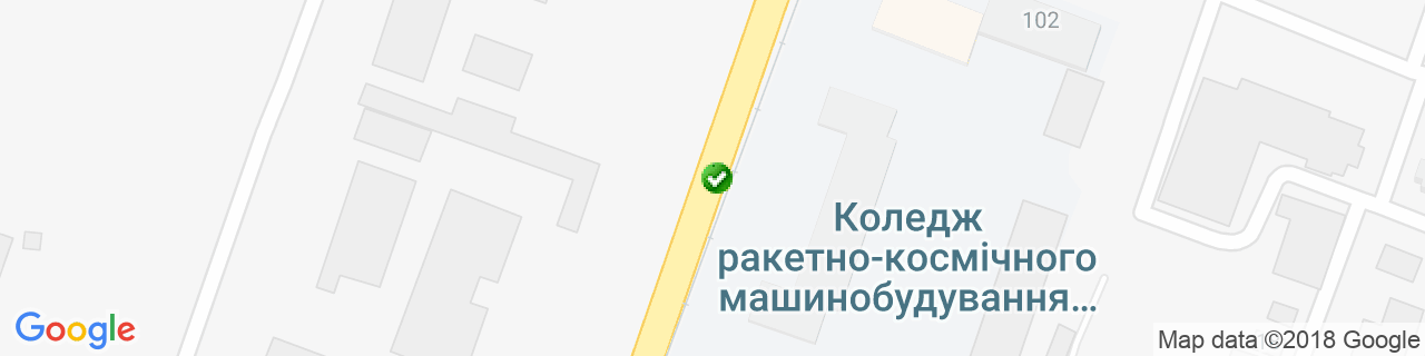 Карта объектов компании POLI тм