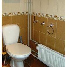 Водоснабжение и канализация Отопление